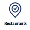 Restaurants Button